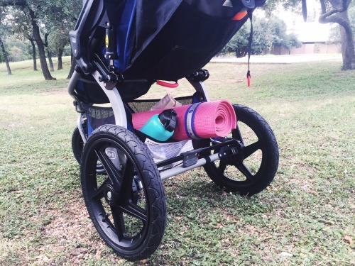 2016 BOB Stroller Strides Fitness Stroller
